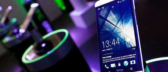 HTC smartphone low cost