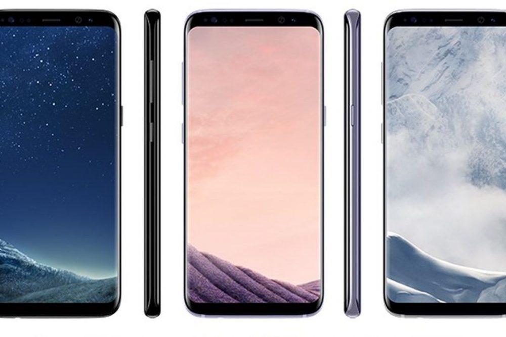 Galaxy S8 continua a vendere più del Galaxy S7