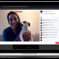 Facebook live desktop