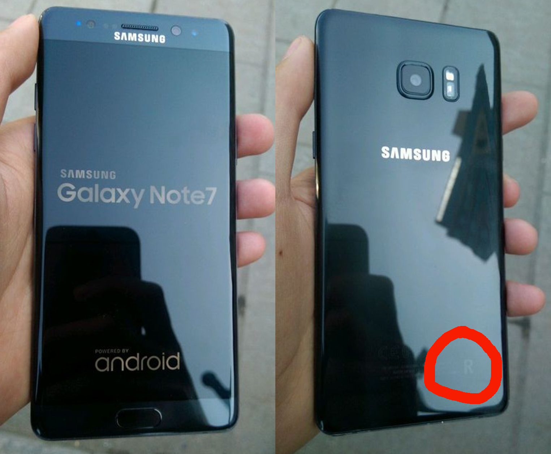 Galaxy Note 8: trapelano in rete le prime foto ufficiali