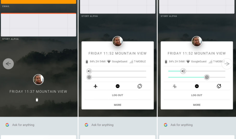 Google Fuchsia, il nuovo sistema operativo mostra la UI Armadillo