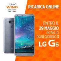 LG G6 wind