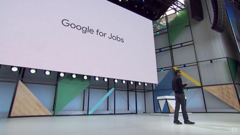 Google e l'intelligenza artificiale ti aiutano a cercare lavoro