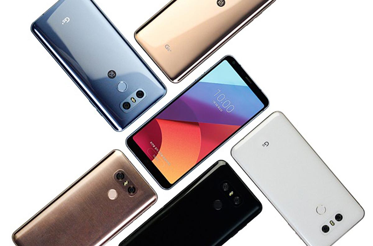 LG G6+ e G6 32 GB solo per il mercato coreano?