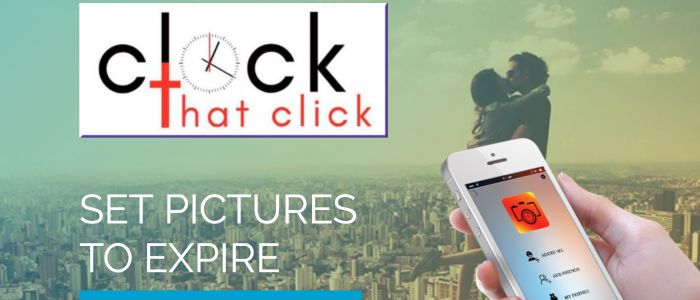 Clock that click app