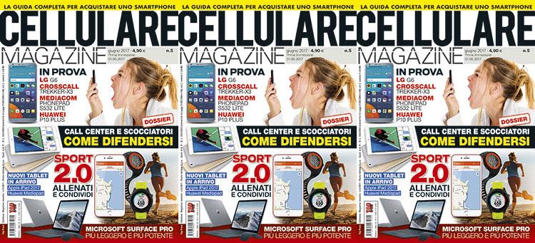 cellulare magazine