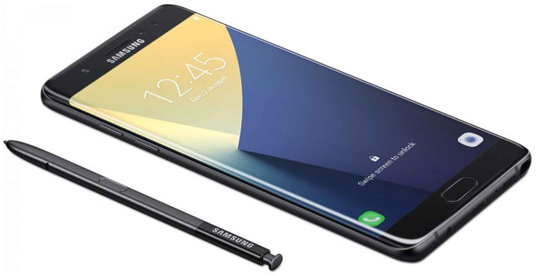 Samsung Galaxy Note 8 avrà un Infinity Display da 6.3 pollici