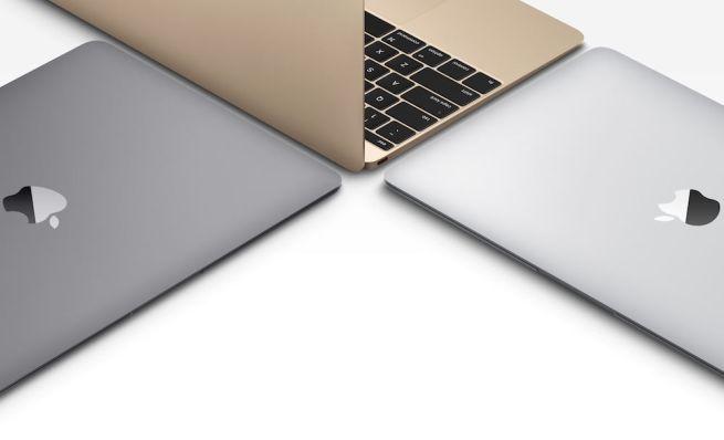 Nuovi Macbook Pro Skylake
