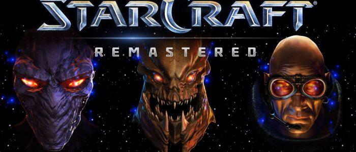 StarCraft Remastered