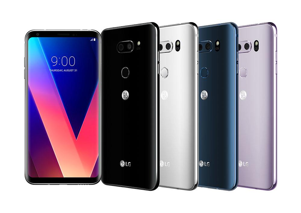 LG V30: diamo uno sguardo approfondito alla UI