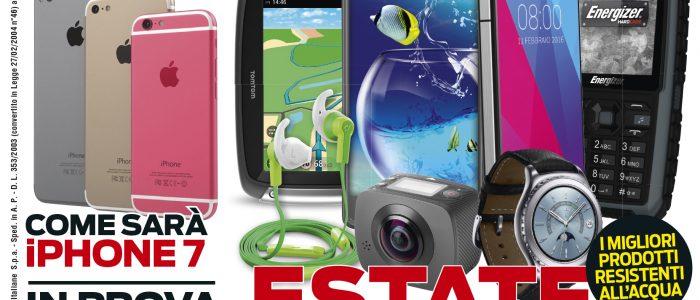 Cellulare Magazine agosto