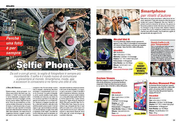 È in edicola Cellulare Magazine