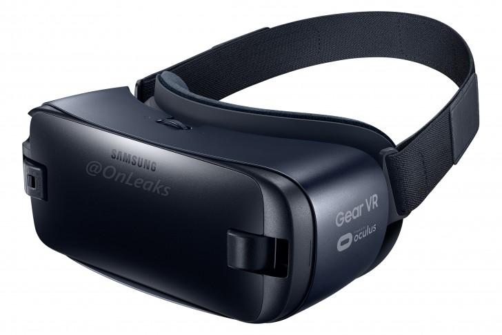 Gear VR nuovi