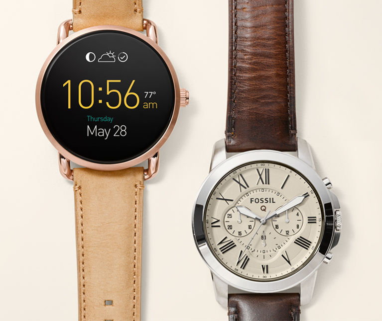 Nuovi smartwatch Android di Fossil: Q Founder (2° gen), Q Marshal e Q Wander