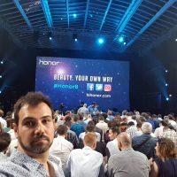 Honor 8 presentazione Parigi foto 9