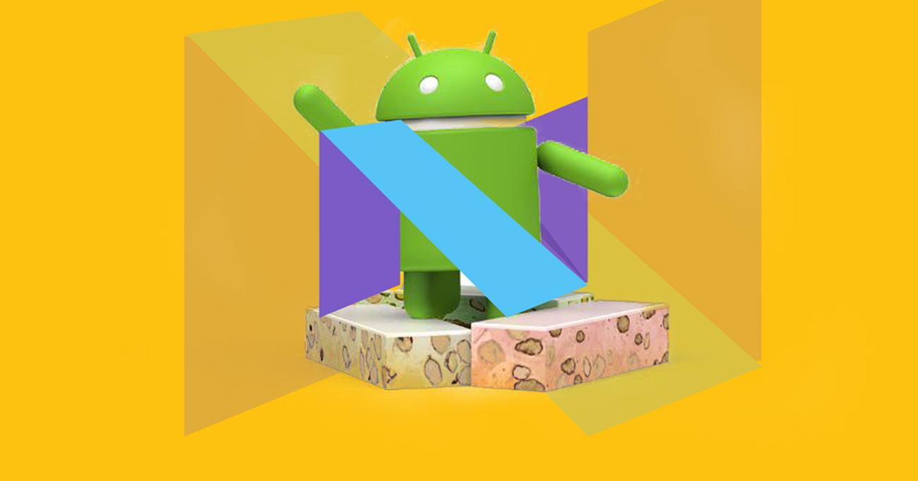 Android 7.0 Nougat Nexus 5X e Nexus 6P