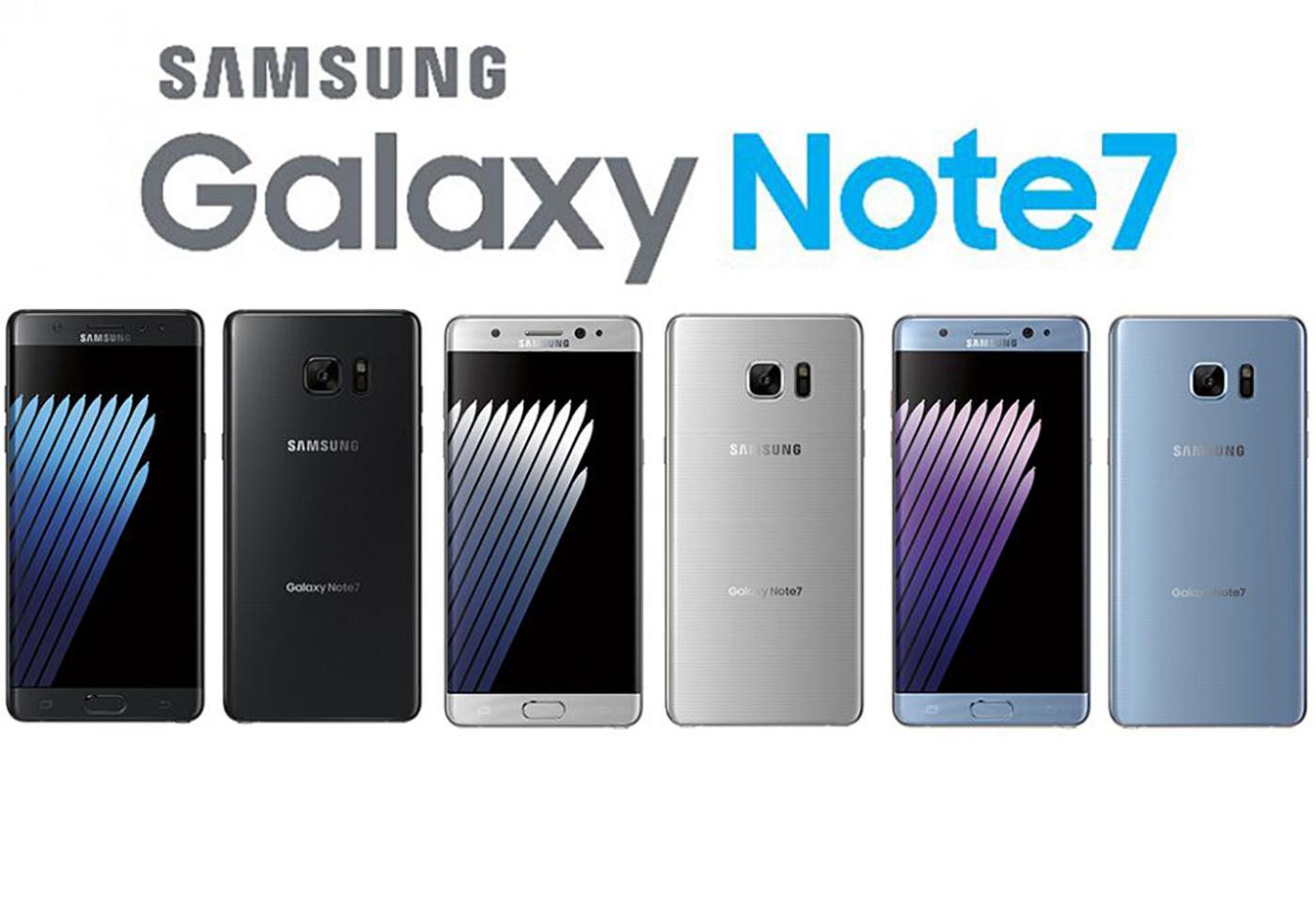 Galaxy Note 7 potenziato