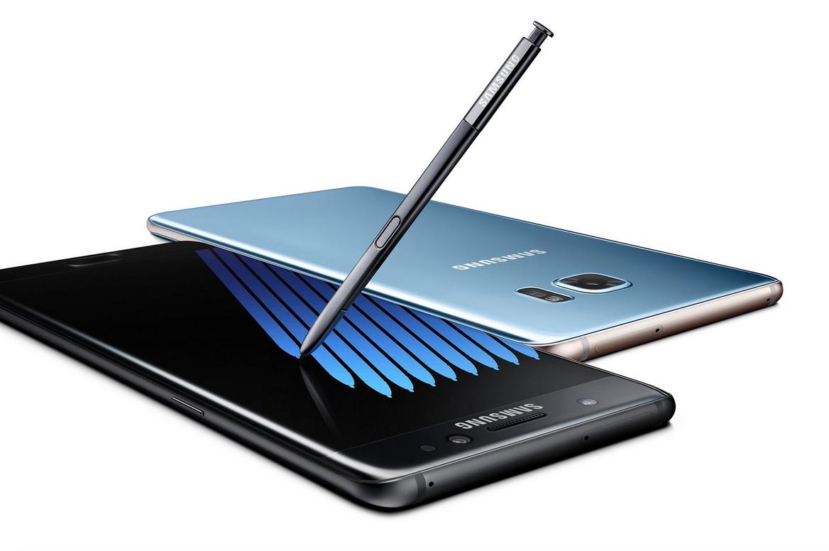 Vendite Galaxy Note 7