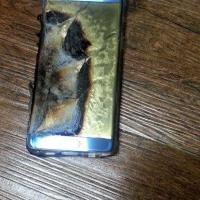 Galaxy Note 7 esploso 4