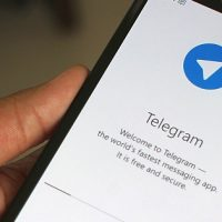 Telegram violato