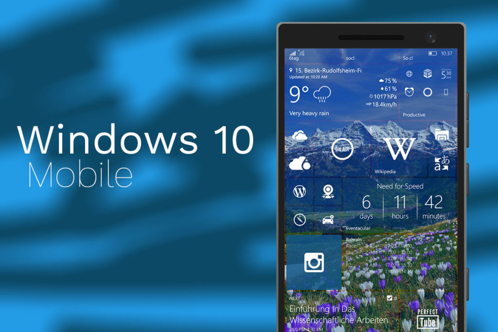 Microsoft: arriva Windows 10 Mobile Anniversary Update, le novità - Cellulare Magazine
