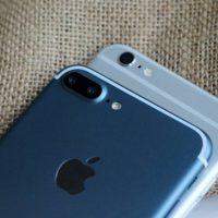 IPhone 7 Pro Deep blue foto 4