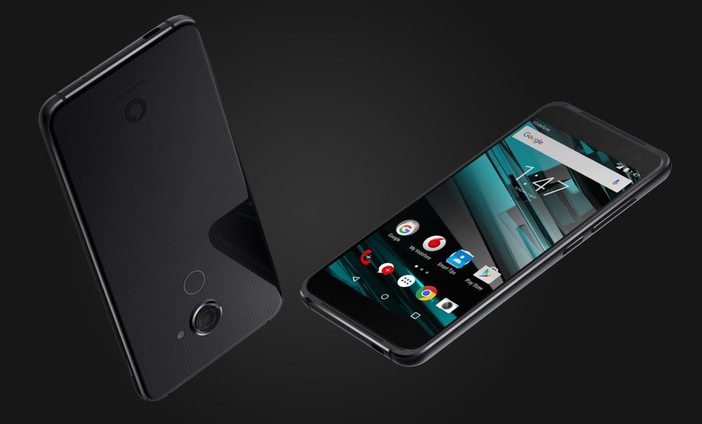 Vodafone Smart Platinum 7 in the Test