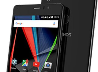 Archos 55 Diamond Selfie: anteprima video