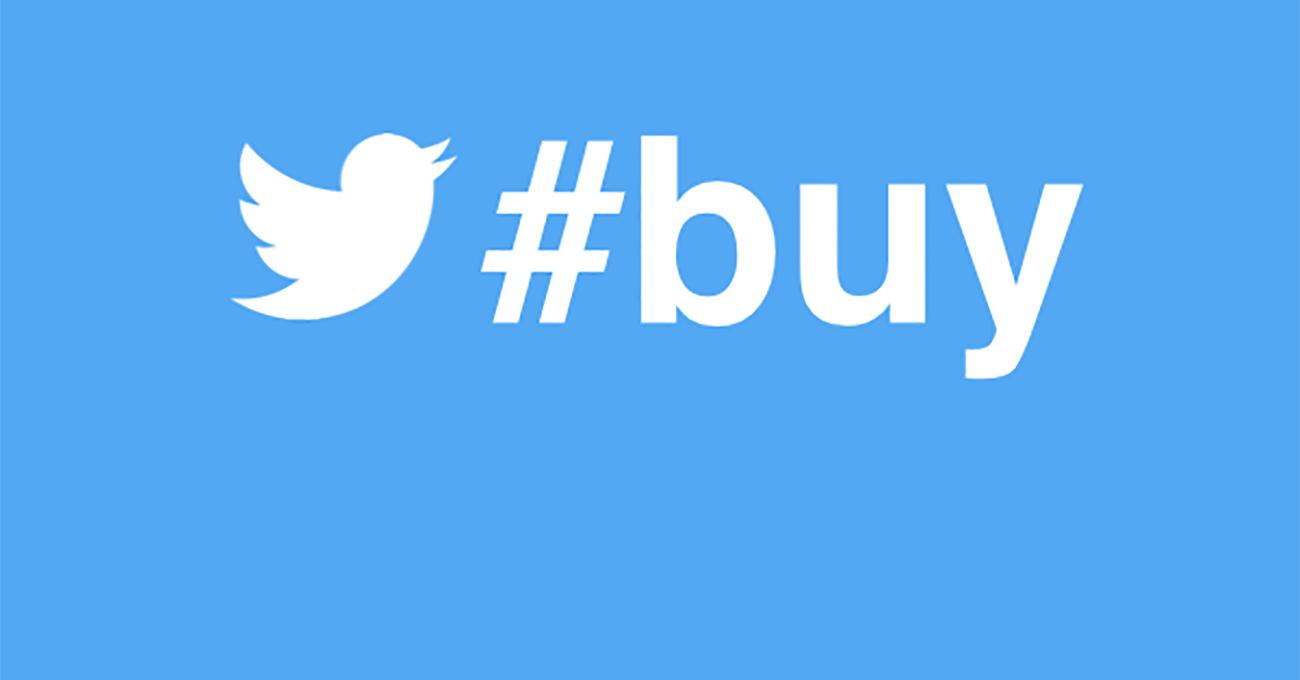 Twitter vendita buy