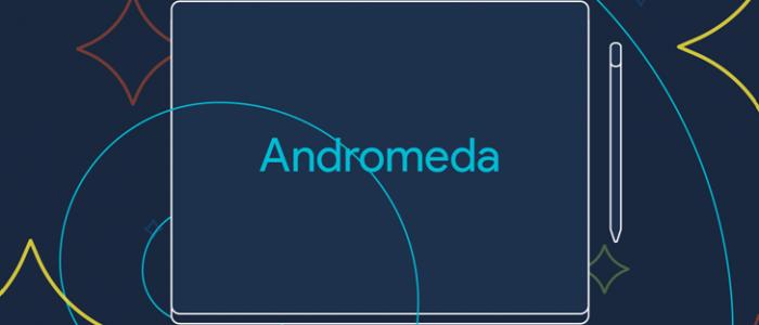 Pixel 3 taglet Google con OS Andromeda