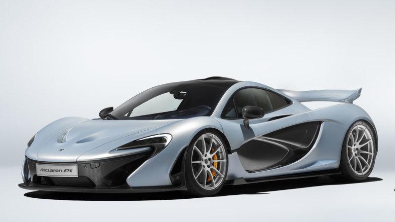 Apple potrebbe acquisire McLaren