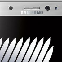 Samsung Galaxy Note 7 batteria