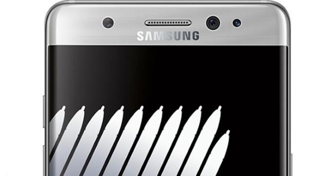 Samsung Galaxy Note 7 batteria