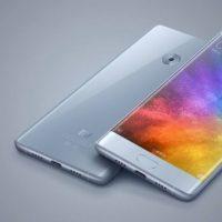 Xiaomi Mi Note 2 glacial silver