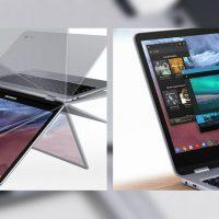 Samsung ChromeBook foto 1