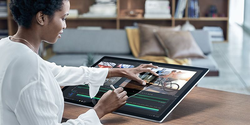 Microsoft presenta Surface Book i7