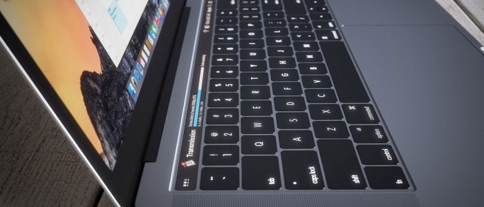 MacBook Pro 2016 render