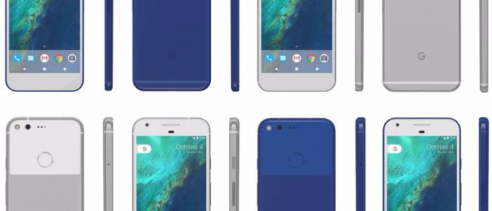 Google Pixel foto 1