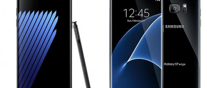 S7 e Galaxy S7