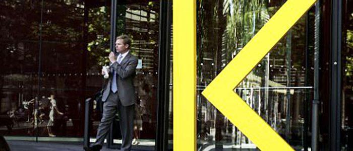 Kantar logo giallo