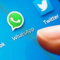 app di Facebook e WhatsApp