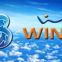 Fusione 3 Italia e Wind