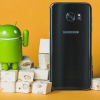 Android Nougat 7.0 per Gaalxy S7 Edge