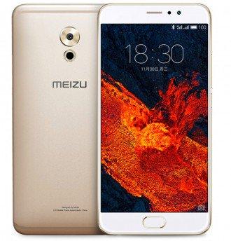 Meizu pro 6 Plus gold