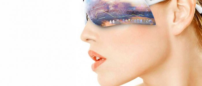 Apple realtà aumentata attraverso gli occhiali