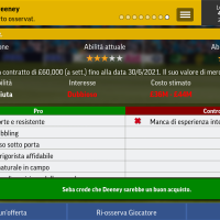 Screenshoot 8 del gioco FootBall Manager 2017