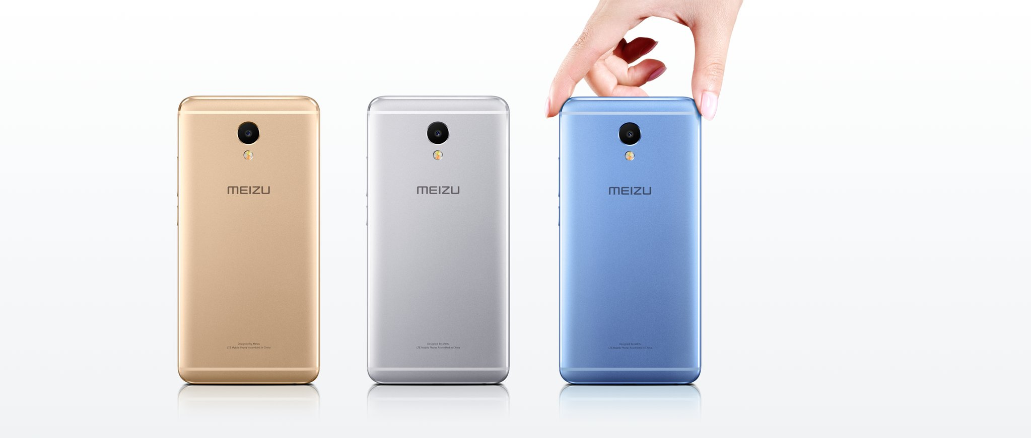 Meizu M5 Note le colorazioni