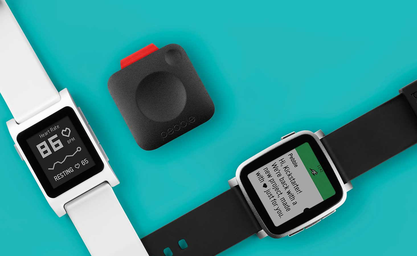 Fitbit acquista Pebble, ma è interessata solo al software