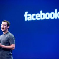 Logo Facebook Zuckerberg
