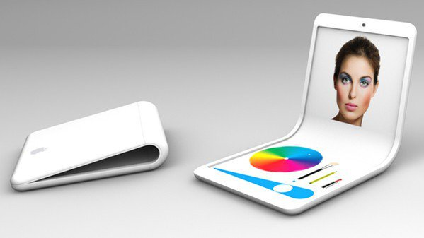 Smartphone pieghevoli concept